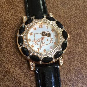 Other - BOGO Rhinestone Quartz Kids Watch